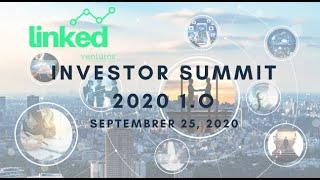 Linked Ventures Investor Summit 2020 1.0 9-25-2020