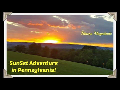 SunSet Adventure in Pennsylvania! #JoinMe