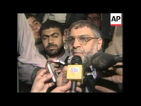 Rantisi named new Hamas chief in Gaza