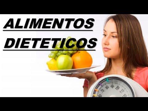Alimentos Dieteticos Para Bajar De Peso Rapido - YouTube