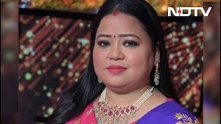 <b>Comedian Bharti Singh's</b> House Searched By Anti-Drugs Agency ...