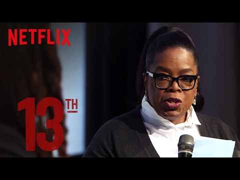 "Oprah Winfrey on Why Ava DuVernay's 13TH is a ""Wakeup Call"" [HD] 