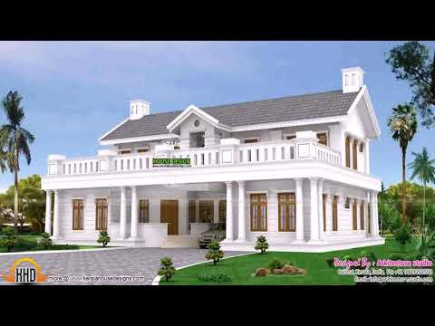 Colonial House Designs And Floor Plans