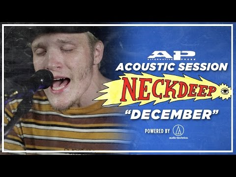"APTV Sessions: NECK DEEP - ""December"""