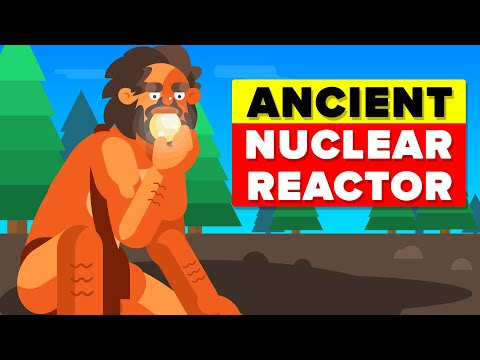 Scientists Discover 2 Billion Year Old Nuclear Reactor