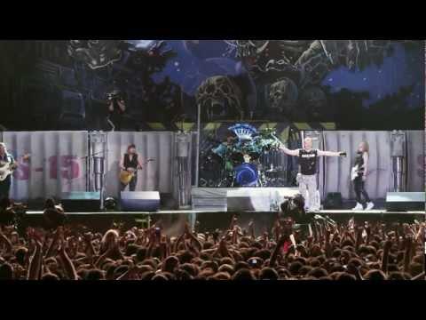 Iron Maiden - Running Free (En Vivo!) [HD]