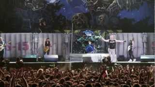 Iron Maiden - Running Free (En Vivo!) [HD]