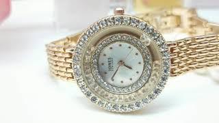 Женские Модные Часы с Двигающимися Кристаллами Бренд DUNGBEETLE от AliExpress Watch Global Store
