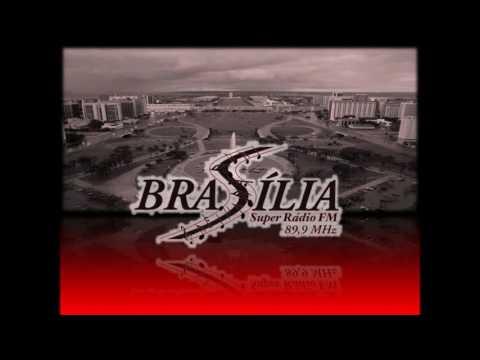Prefixo - Brasília Super Rádio FM - 89,9 MHz - Brasília/DF