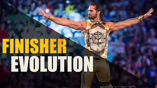 Seth Rollins | Finisher Evolution 2007-2017