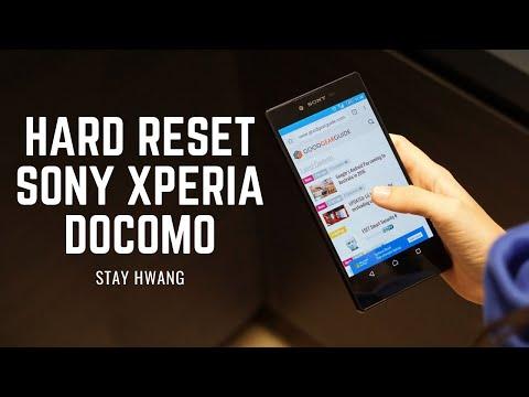 xperia hard reset (All Xperia Hard Reset) patern lock.