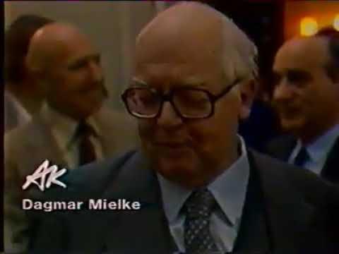 Last edition Aktuelle Kamera east Germany TV News