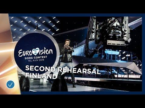 Finland 🇫🇮 - Darude Feat. Sebastian Rejman - Look Away - Exclusive Rehearsal Clip - Eurovision 2019