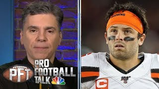 Cleveland Browns OC has ideas to help Baker Mayfield improve | Pro Football Talk | NBC Sports
