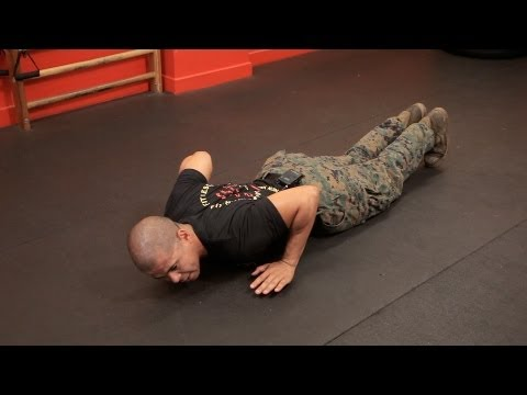 How to Do a Floor to Chest Push-Up | Warrior Fitness