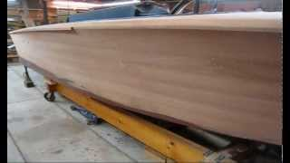 How to Bleach, Stain & Build Varnish on Wood Boat (Preview) (CLICK LINK BELOW TO STREAM FULL VID