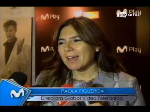 Movistar Series nuevo producto de Telefónica para Ecuador