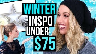 What's NEW for Winter Under $75!!    Outfit Try-On, Room Decor, Accessories!