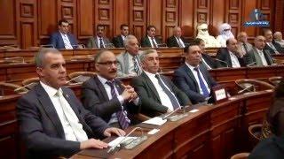 ورقة طريق البرلمان للتصويت على مشروع تعديل الدستور