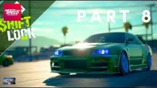 Need for Speed Payback Game Play Walk through Part8 - Shift Unlock Part 2 (Final Part) FULL GAME