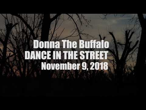 Making Dance In The Street by Donna The Buffalo