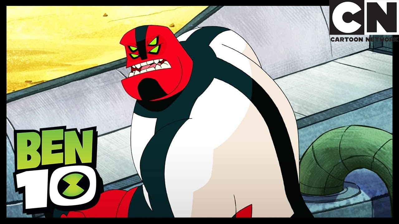 Max and Ben at the Wind Farm! | Wind Some, Lose Some | Ben 10 | Cartoon Network