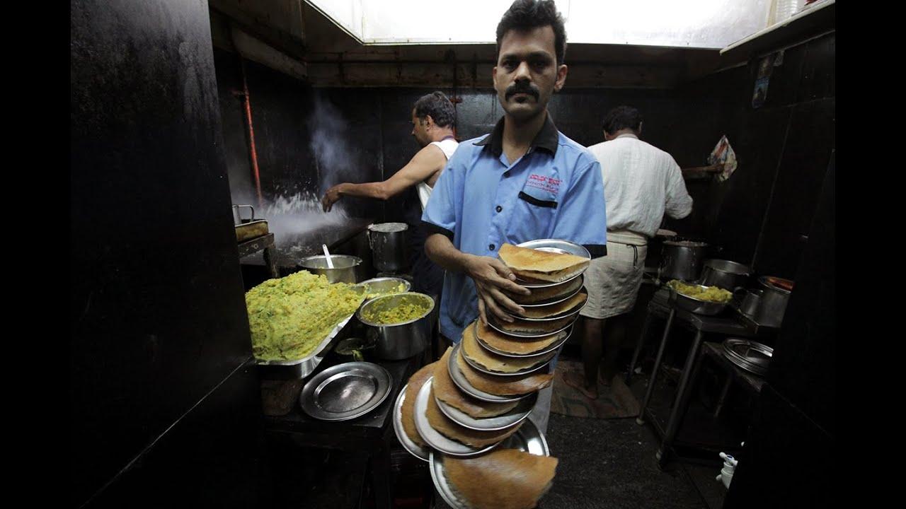 Kitchens of Bangalore Ep  1 - Vidyarthi Bhavan