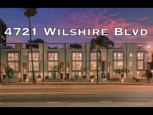4721 Wilshire Blvd, Los Angeles CA 90010