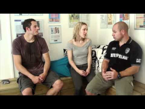 Yoga Chat - interview with Chris Weale and Richard Cockerill