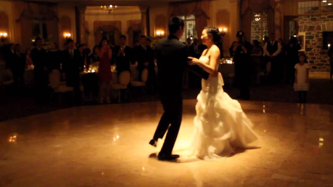 Diane Victors First Dance