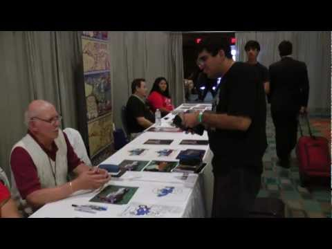 MST3k Meets Alan Oppenheimer from Riding With Death at Florida SuperCon 2012