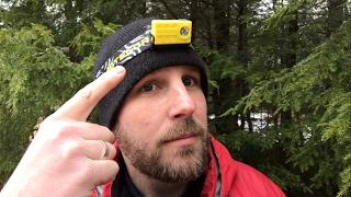 Nitecore NU20 Headlamp: 360 Lumens, 1.6 Ounces - Great For EDC, Camping, Work, Utility