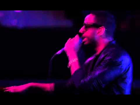 Ryan Leslie - Ready Or Not (Live In Melbourne, Australia)