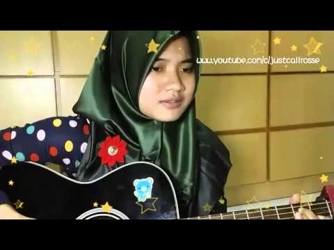 Di antara bintang cover by justcall rose