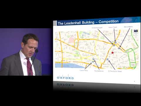 "CTBUH 2013 London Conference - Richard Pilkington, ""The Leadenhall Building: Developed for London"""
