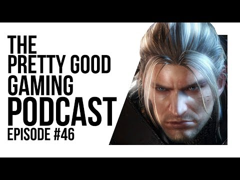 Japanese Games + Bad AAA Games + Will Manhunt ever return   Pretty Good Gaming Podcast #46