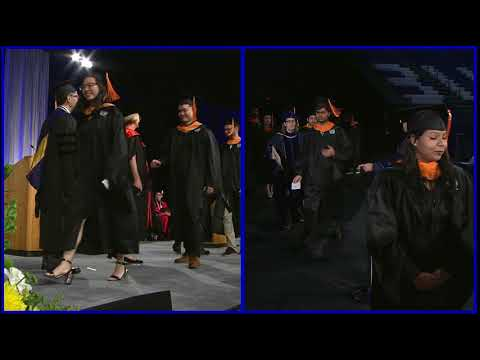 2018 UB School of Engineering and Applied Sciences Graduate Commencement PT 2 of 3