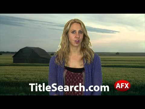 Property title records in Haskell County Kansas | AFX