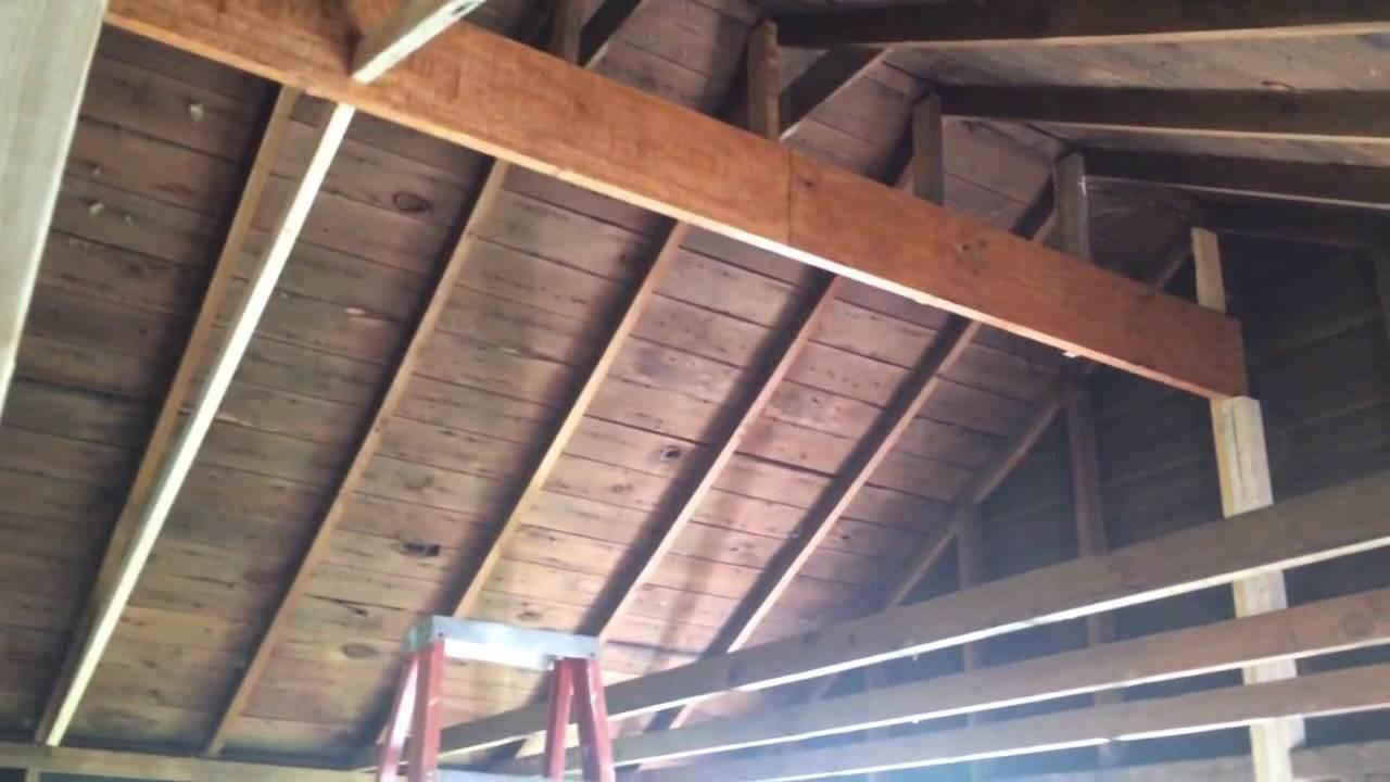 Vaulted Ceilings
