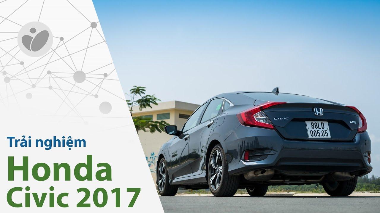 Xe.Tinhte.vn | Trải nghiệm Honda Civic 2017 - có gì với 1 tỷ đồng?