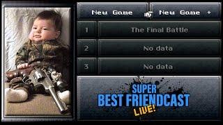 Friendcast 186: Kill New Game Plus Gunbaby Before It