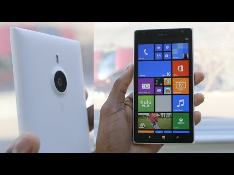 Nokia Lumia 1520 Review!
