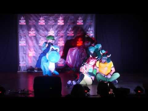 related image - Savoie Retro Games 2016 - Concours Cosplay Samedi - 02 - Mario Bross
