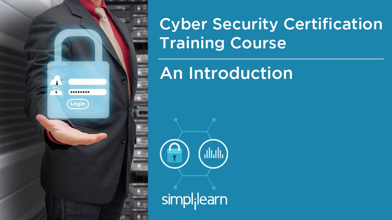 Introduction to cyber security certification training introduction to cyber security certification training simplilearn youtube 1betcityfo Gallery