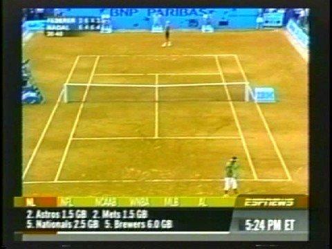 ESPN Steve Bellamy Founder Tennis Channel US Open Interview