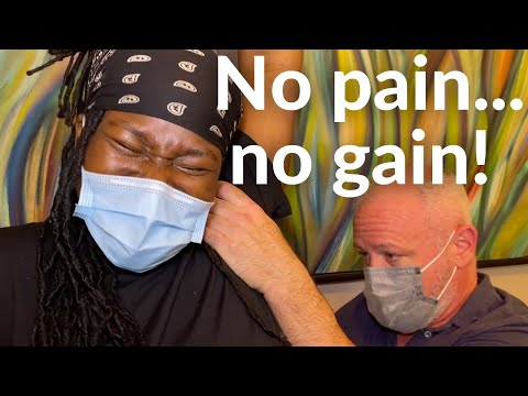 🔥INTENSE *SHOULDER* and BACK PAIN ~ HEALED in MINUTES!!