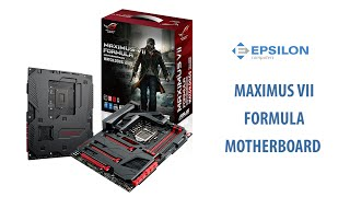 Asus Maximus VII Formula Gaming Motherboard Unboxing Review Special Offer