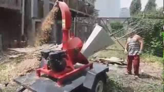 Щепорез МК-100БД АРПАЛ, видео в работе у клиента.
