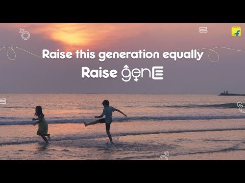 Let's raise a generation of equals! #GenerationEqual #GenE