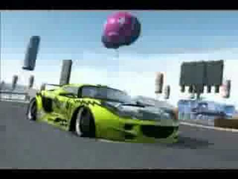 Need For Speed Pro street Rollin in the rearview